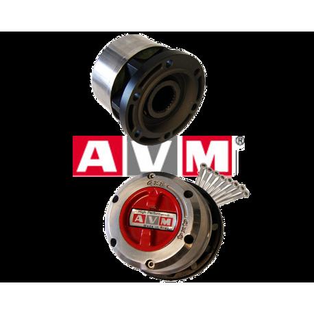 Sprzęgiełka manualne AVM 401  wzmocnione Willys, Mahindra, Jeep, Scout