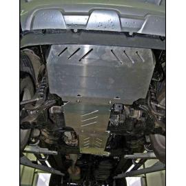 osłony podwozia skrzyni biegów i silnika  Ford Ranger
