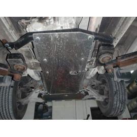 MITSUBISHI L200 osłona skrzyni i reduktora