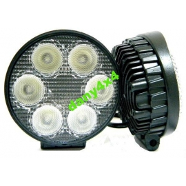 Lampa robocza 4x4 halogen roboczy 6LED off road