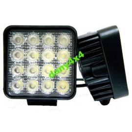 Lampa robocza 4x4 halogen roboczy 16 LED off road